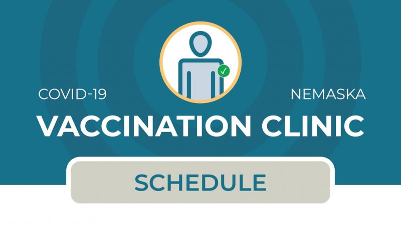 COVID-19 vaccination schedule for Nemaska