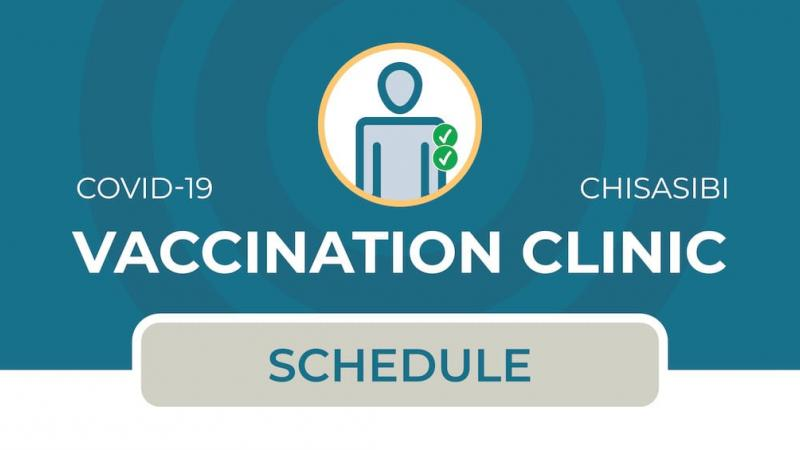 Vaccination clinic in Chisasibi (2nd dose)