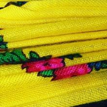 Scarves from Ouwah store, Chisasibi